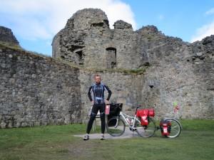 Wyspy Brytyjskie 2012 - wyprawa rowerowa połączona ze zdobywaniem najwyższych szczytów Zjednoczonego Królestwa oraz Irlandii