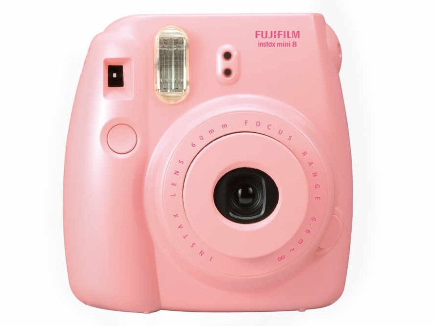 fuji instax mini8 rozowy lepsza fotografia lepszy film. Black Bedroom Furniture Sets. Home Design Ideas