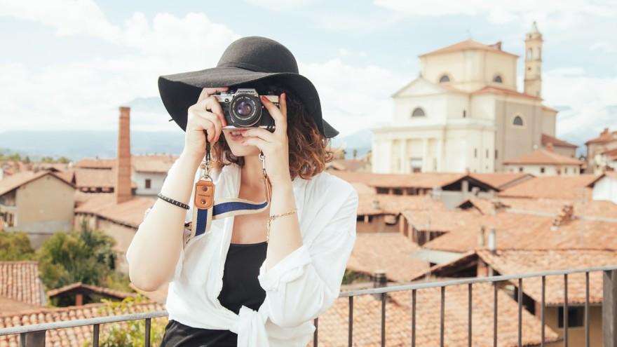 fotografowanie na wakacjach