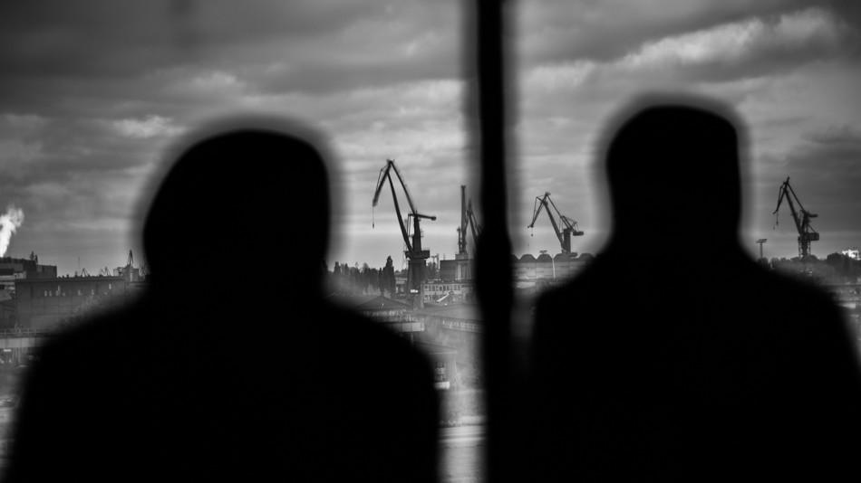 Warsztaty fotoreportażu z Tomaszem Lazarem, fot. Aleksandra Polkowska