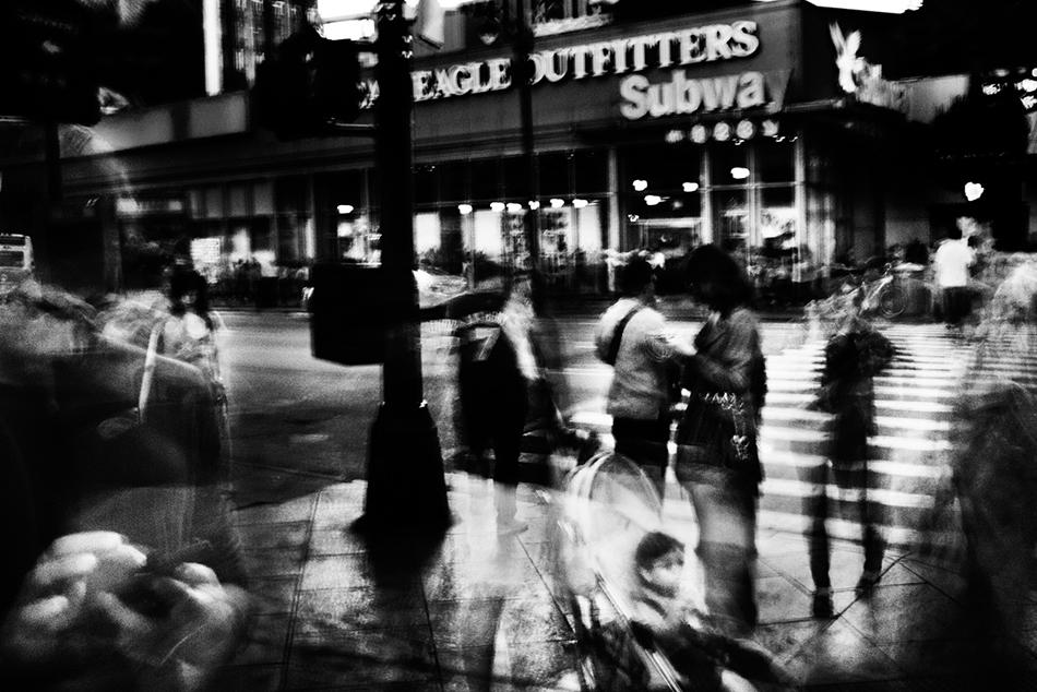 Tomasz Lazar, Nowy York