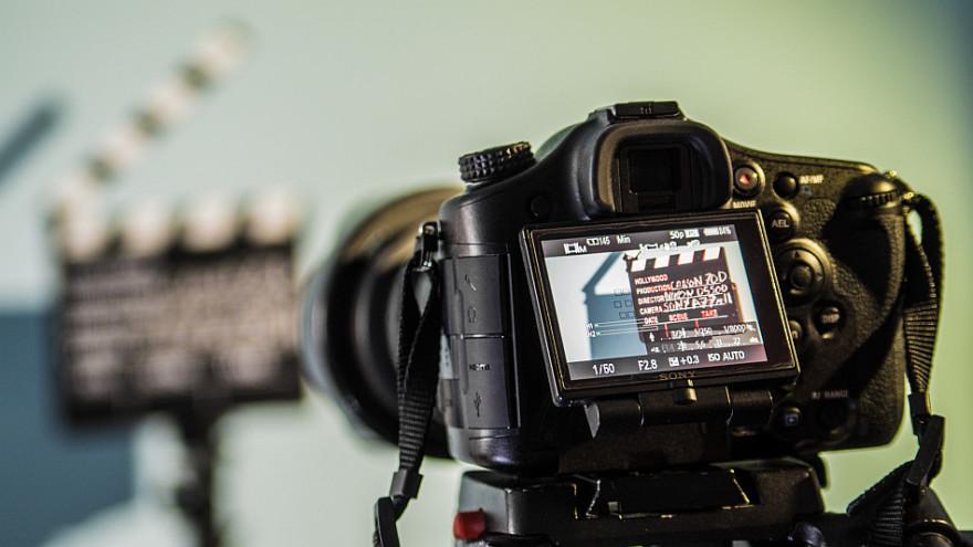 lustrzanka do filmowania