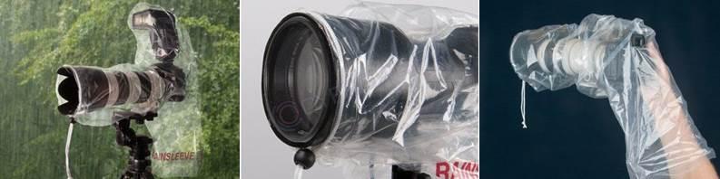 pokorwiec przeciwdeszczowy do aparatu