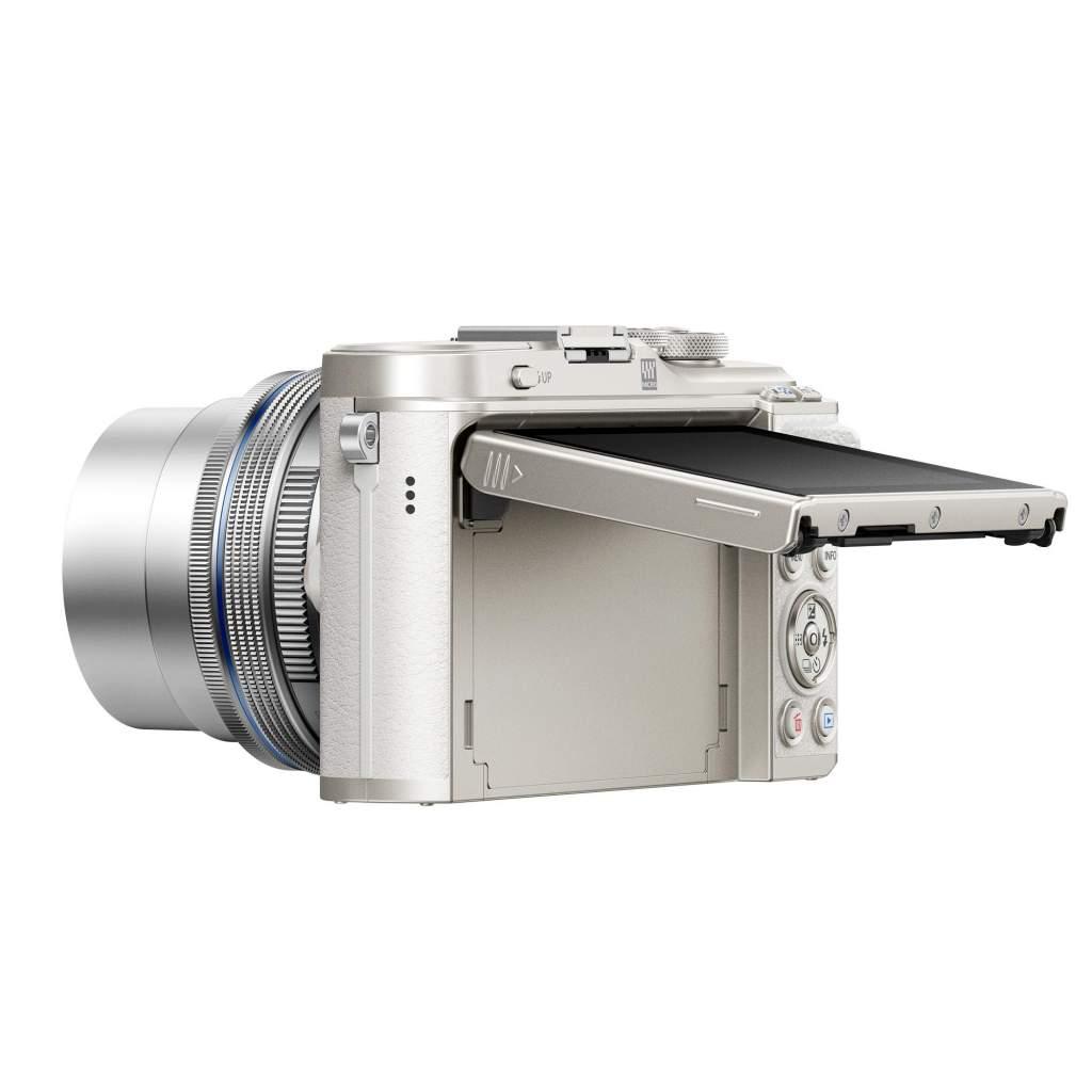bezlusterkowiec dla amatora fotografii Olympus EPL10