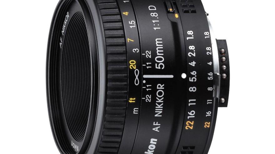 Nikon obiektyw 50mm 1.8