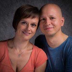 Dorota i Rysiek Kidybińscy