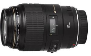 Canon 100 mm f/2.8 USM Macro