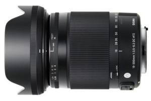 Sigma 18-300 mm f/3.5 – 6.3 DC MACRO OS HSM