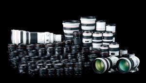 system obiektywów Canon