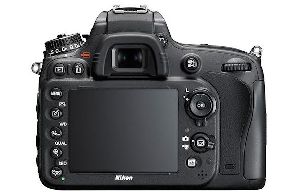 czułość ISO Nikon D610