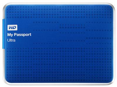 dyski zewnętrzne 2,5'' WD My Passport ultra