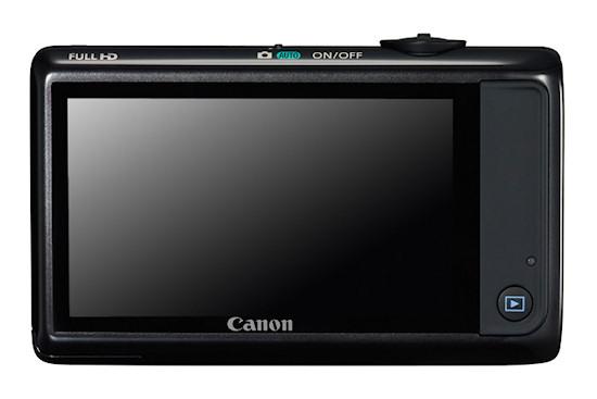 ekran dotykowy Canon IXUS 1100 HS