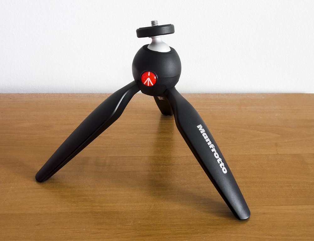 mini statyw Manfrotto Pixi