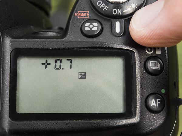 Używając przycisków funkcyjnych możliwe jest uzyskanie dostępu do większej liczby parametrów wyświetlanych na panelu LCD.