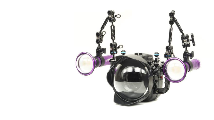 Fotografowanie pod wodą – czyli co sprawdzi się poza aparatem cyfrowym