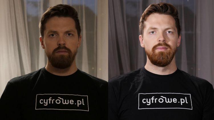 Efekty oświetlenia filmowego