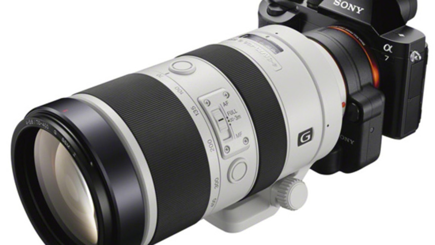 adapter Sony LA-EA4