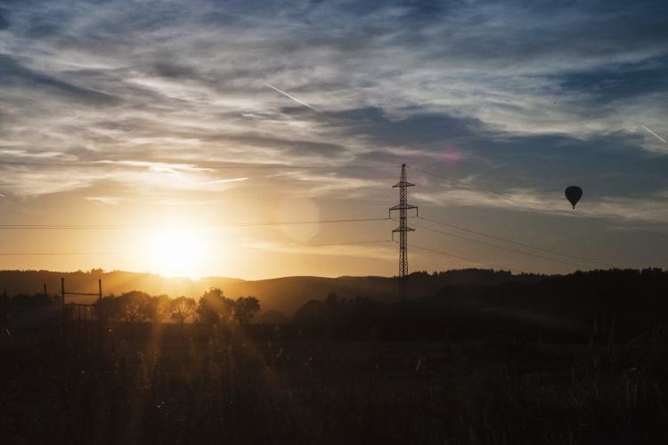 łamać zasady w fotografii słońce