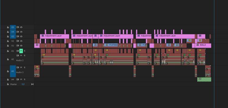 Timeline - projekt