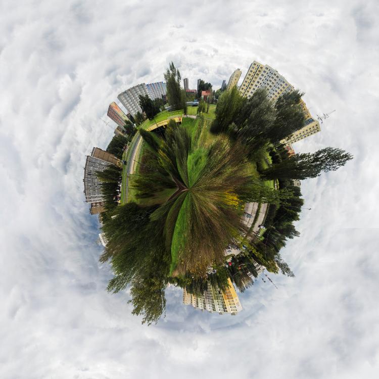 mini planeta chrobrego