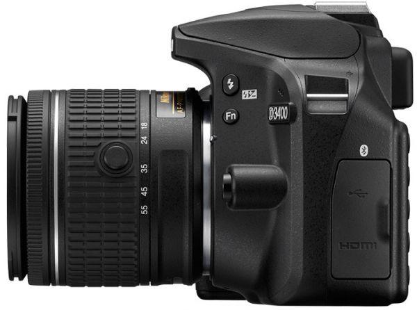 Nikon D3400 filtry artystyczne