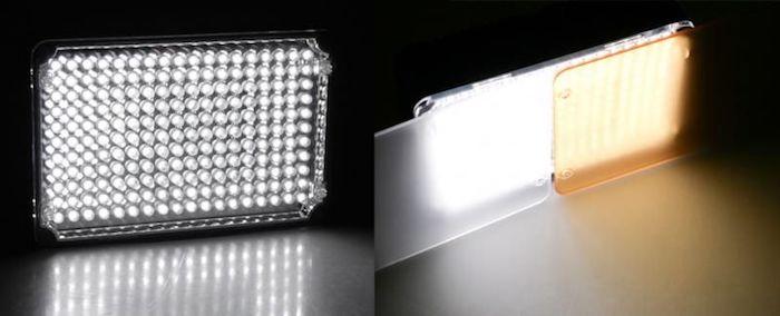 LED Aputure Amaran AL-H198