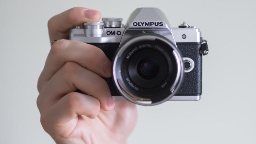 Olympus OM-D E-M10 mk III