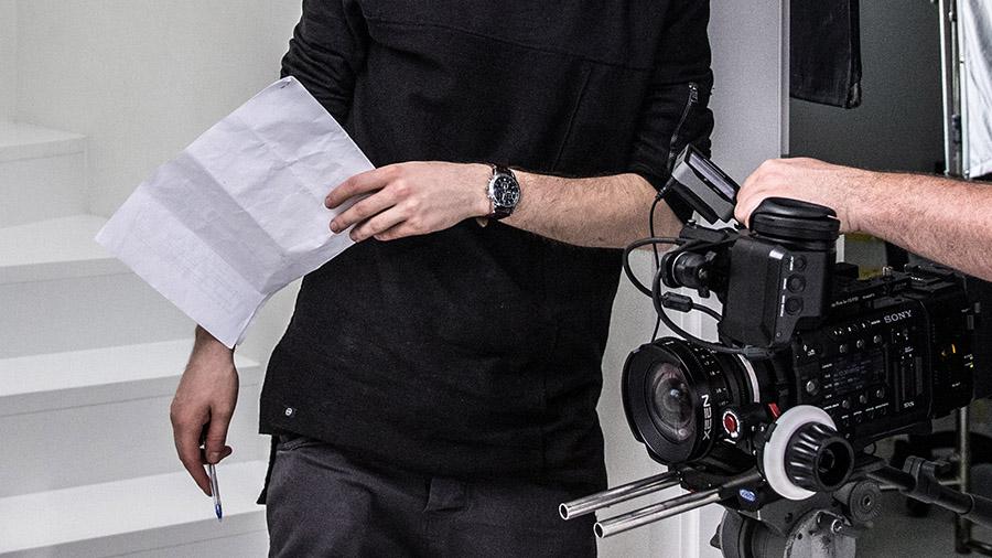 Dobrze przygotowany reżyser ma zawsze pod ręką scenariusz.