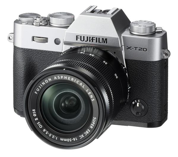 FujiFilm X-T20 filtry artystyczne
