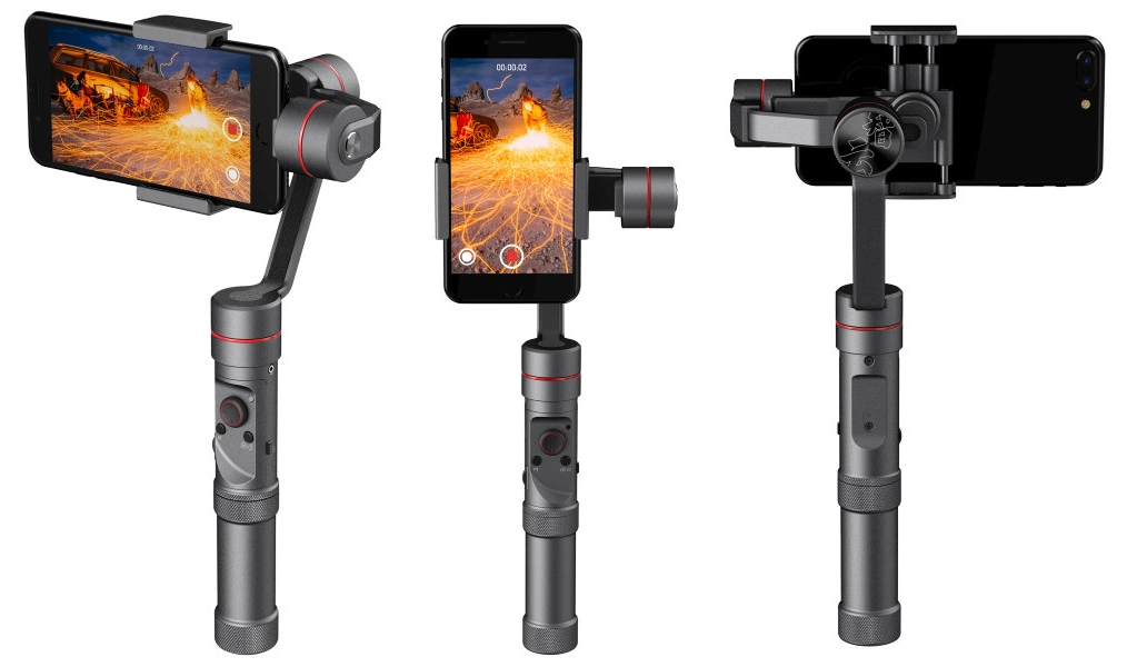 stabilizatory do smartfonów