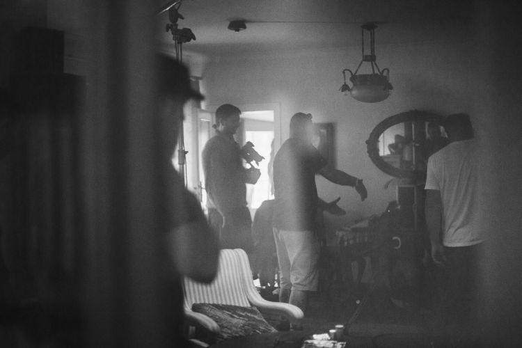 """Plan zdjęciowy """"Spełnienie"""" fot. Sara Napierała"""