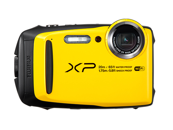FujiFilm XP120 filtry artystyczne