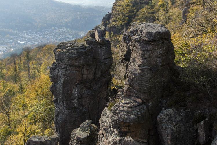skały w obiektywie 35mm