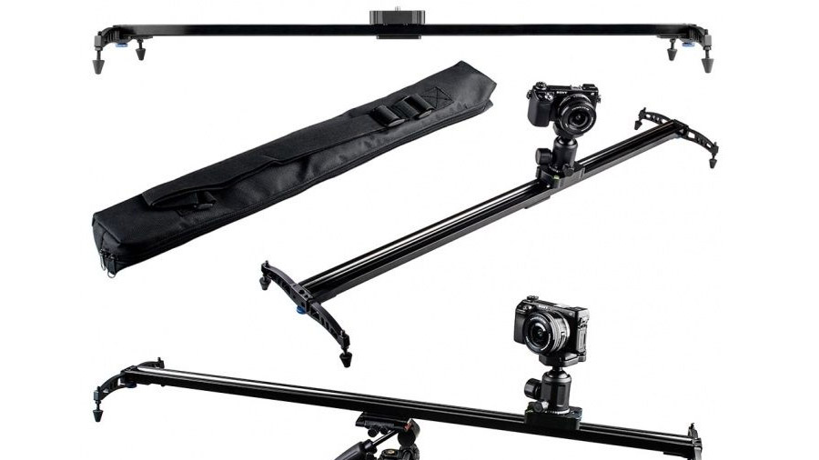 Slider Camrock Video VSL60R