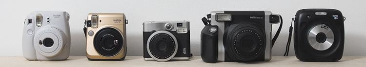 FujiFilm Instax Modele