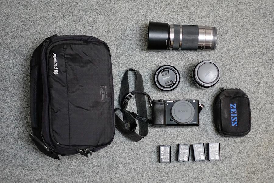 Zestaw do profesjonalnej fotografii - Zestaw bezpieczeństwo+ ;)