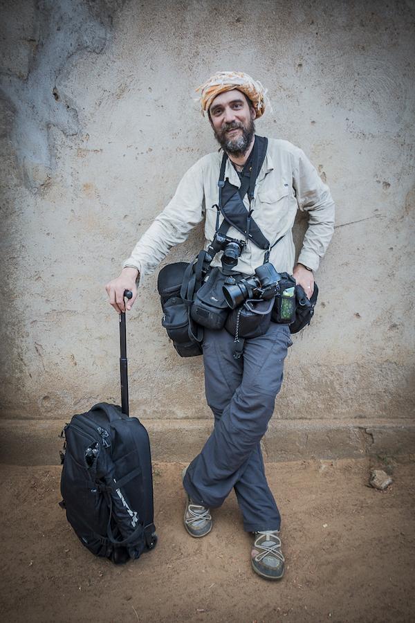 Zestaw do profesjonalnej fotografii - Zestaw do profesjonalnej fotografii - Pod większe, wielodniowe zlecenia zabieram duży zestaw, ale zwykle jest to zawartość torby na kółkach, bo do torby trafiają 2, 3 czasem 4 szkła.