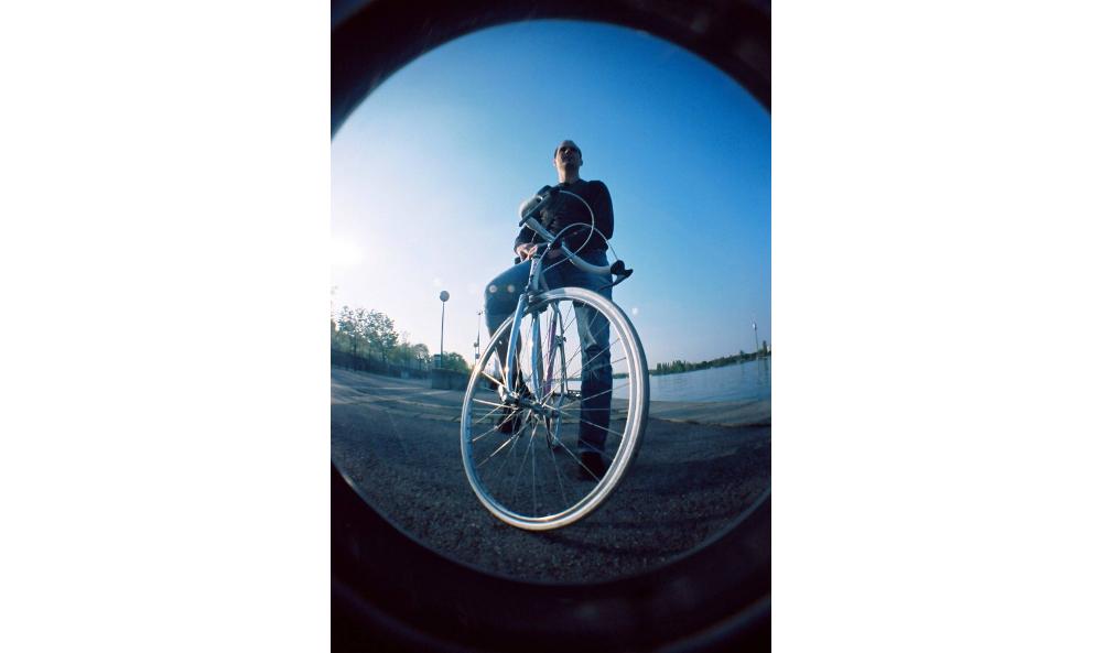 lomografia rower
