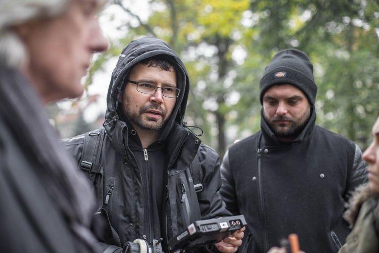 Michał Giorew - fot. Sara Napierała