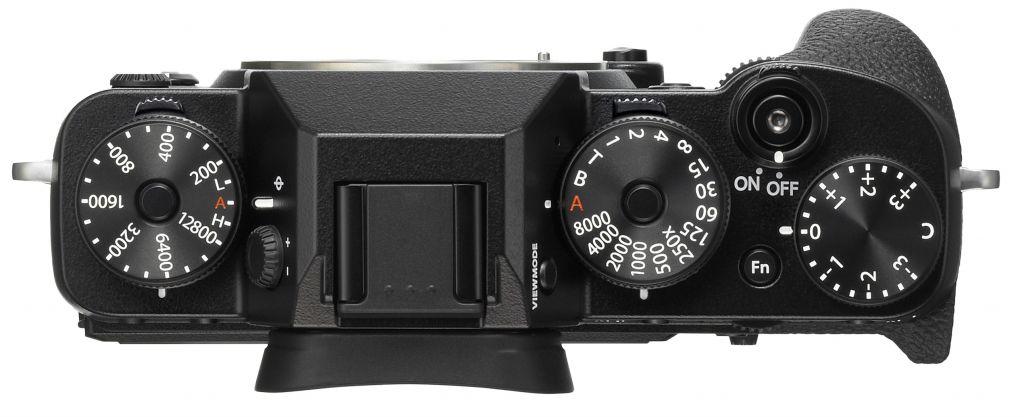 Stylistyka retro w aparacie Fujifilm X-T2