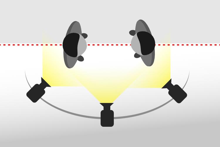Diagram, zasada 180 stopni w filmie