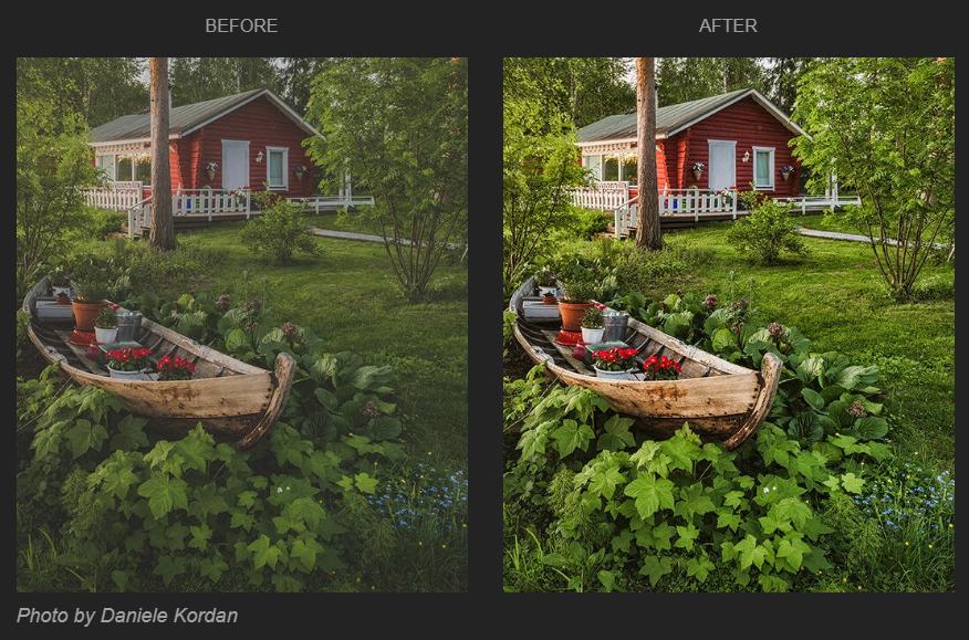 Oprogramowanie takie jak np. Photolemur 2.2 Spectre wykorzystuje sztuczną inteligencję do przeprowadzania automatycznej edycji, dostosowując ustawienia do konkretnych zdjęć. Umożliwia to uzyskanie dużo bardziej naturalnego efektu i w znacznym stopniu ogranicza sytuacje, gdy edycja jest mocno przesadzona i psuje zamiast poprawiać fotografię.