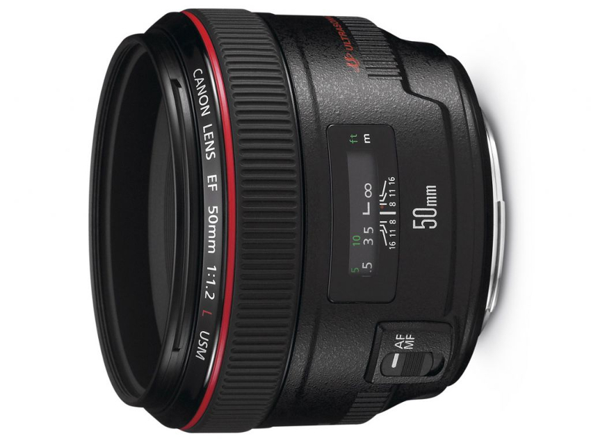 technologie jutra fotografia obiektyw canon