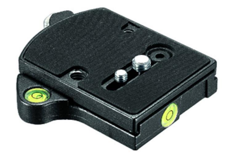 szybkozłączka adapter manfrotto