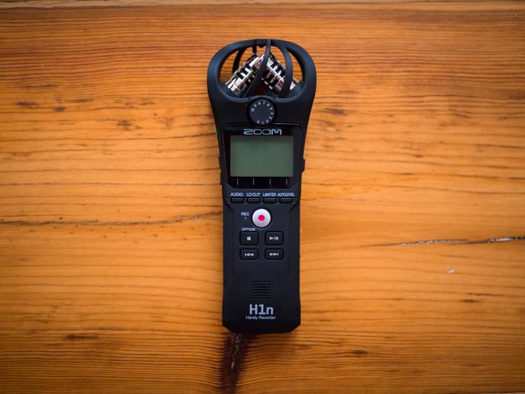 Zoom H1n- odświeżona wersja popularnego rejestratora Zoom H1