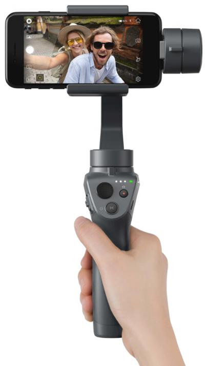 fotografia mobilna dji osmo 2 Fotograficzne akcesoria do smartfonów