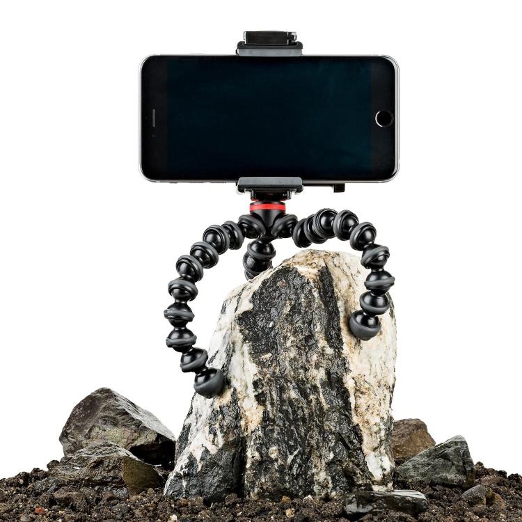 fotografia mobilna joby gorilla pod powierzchnia Fotograficzne akcesoria do smartfonów