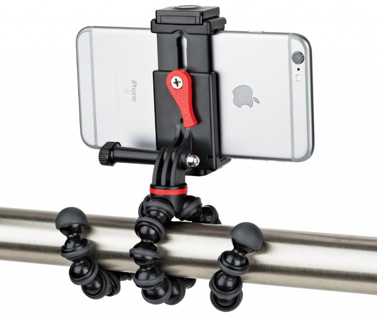 Fotograficzne akcesoria do smartfonów