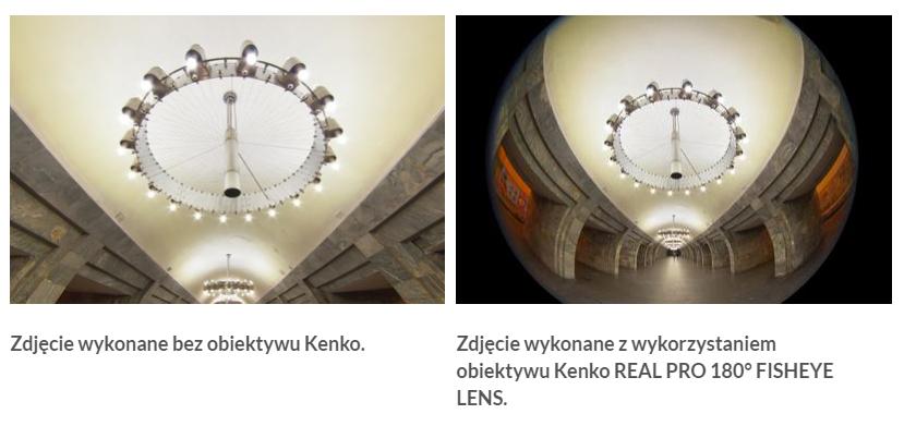 fotografia mobilna kenko efekt fisheye Fotograficzne akcesoria do smartfonów