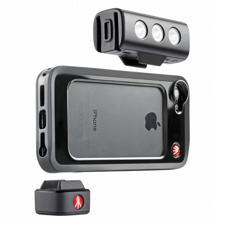 fotografia mobilna manfrotto Fotograficzne akcesoria do smartfonów